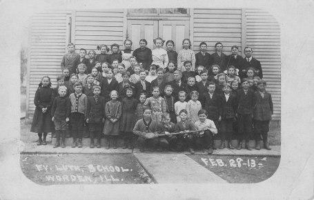 Trinity Lutheran School 1913